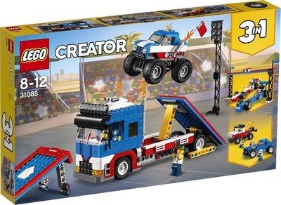 31085 LEGO Creator Mobiele Stuntshow