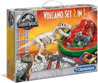 19064 Clementoni Volcano Set 2 in 1