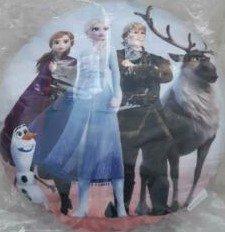 61137B Disney Frozen II Kussen Rond