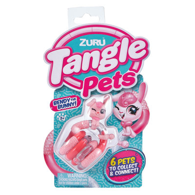 8507B Tangle Pets Junior Bendy the Bunny