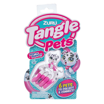 8507G Tangle Pets Junior Pop the Puppy