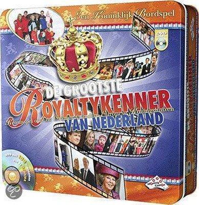 01558 Identity Games De Grootste Royaltykenner Van Nederland