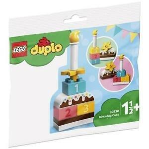 30330 LEGO DUPLO Verjaardagstaart (Polybag)