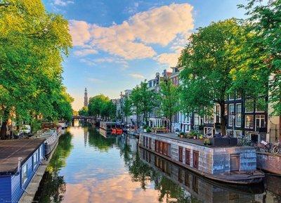 55867 King Puzzel Prinsengracht Amsterdam 1000 Stukjes