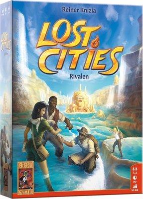 999Games Lost Cities Rivalen Kaartspel