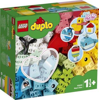 10909 LEGO DUPLO Hartvormige Doos
