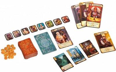 999Games Machiavelli Deluxe Kaartspel