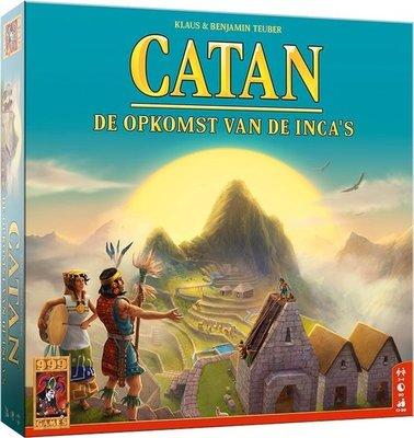 999Games De Kolonisten van Catan De Opkomst van de Inca's