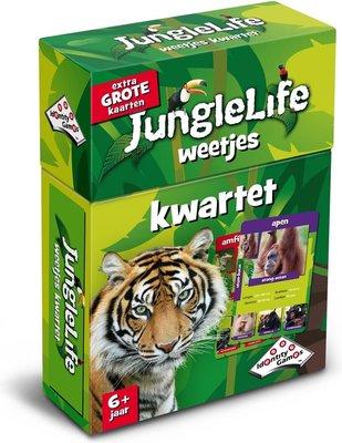 11120 Identity Games Junglelife Weetjeskwartet