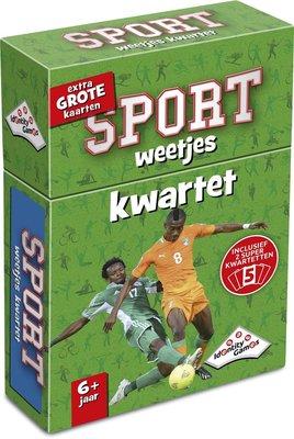 11243 Identity Games Sport Weetjes Kwartet