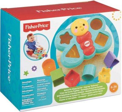 Fisher-Price Vlinder Vormensorteerder