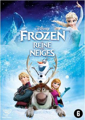 24336 Frozen DVD