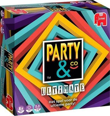 19733 Jumbo Party & Co Ultimate NL