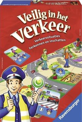 240791 Ravensburger Verkeersspel