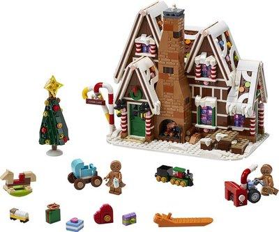 10267 LEGO Creator Expert Peperkoekhuisje