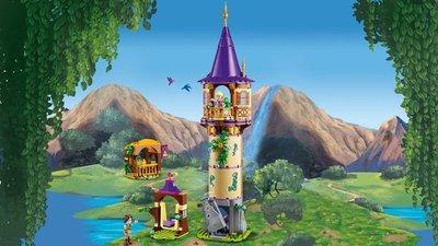 43187 LEGO Disney Princess Rapunzels Toren