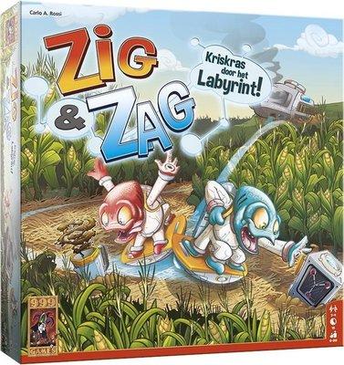 999Games Zig & Zag Bordspel