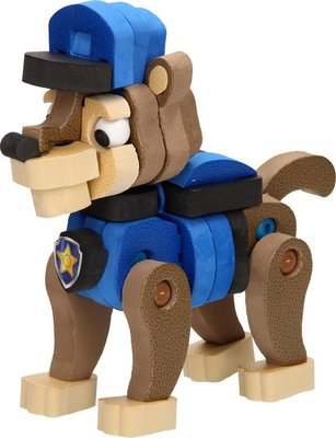 52984 Paw Patrol Foampuzzel 3D - Chase