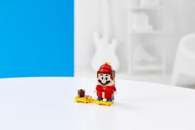71371 LEGO Super Mario Power-Up Pakket Proppeler Mario