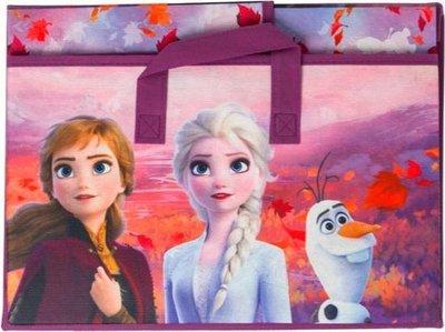 07218 Disney Frozen 2-in-1 opbergbox en speelkleed
