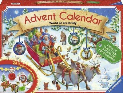 116737 Ravensburger Do It Yourself adventskalender