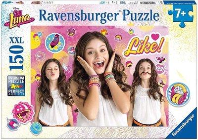 100361 Ravensburger Puzzel Disney Soy Luna 150 stukjes XXL