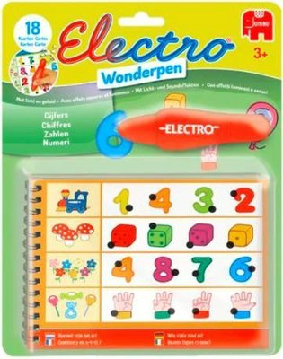81556 Electro Wonderpen cijfers