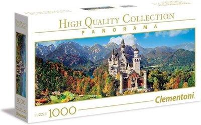 39438 Clementoni Puzzel Neuschwanstein 1000 stukjes