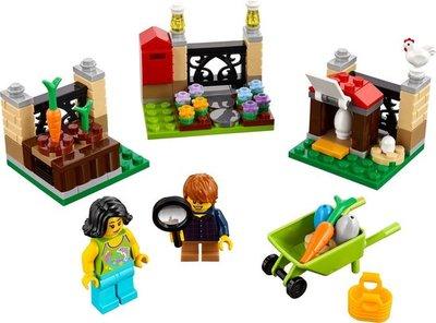 40237 LEGO Paaseierenjacht