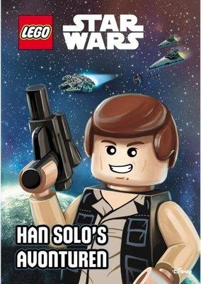 306 LEGO Star Wars Han Solo's avonturen Boek