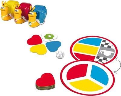 19708 Jumbo Zippy Racers Kinderspel