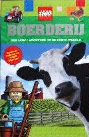 4221 LEGO Boek Boerderij