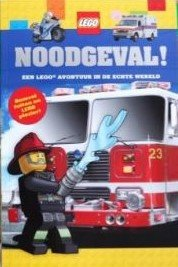 4214 LEGO Boek Noodgeval!