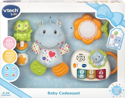 522023 VTech Baby Cadeauset blauw