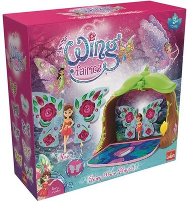 32916 Goliath Shimmer Wing Fairies Fairy Doors Playset