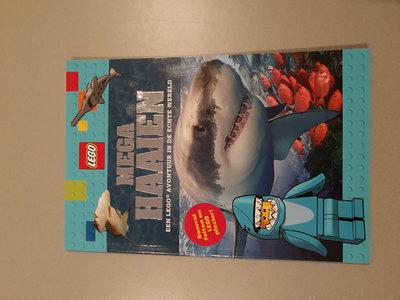 4238 LEGO Boek Mega Haaien