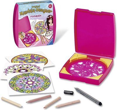299478 Ravensburger Mini Mandala Designer Romantic