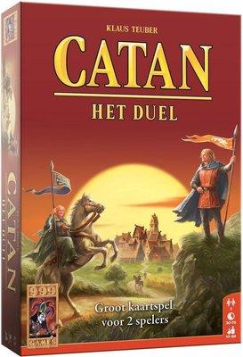 41 999 Games Catan Het Duel Kaartspel