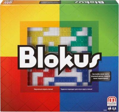 63840 Mattel Blokus Bordspel