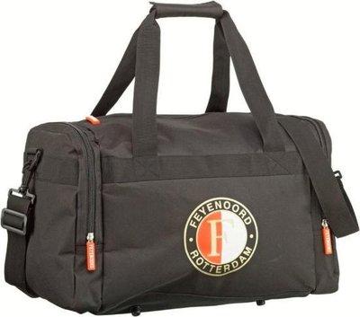 31465 Feyenoord Sporttas Zwart