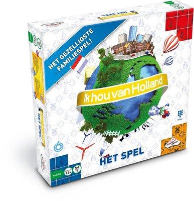 07338 Ik hou van Holland Bordspel
