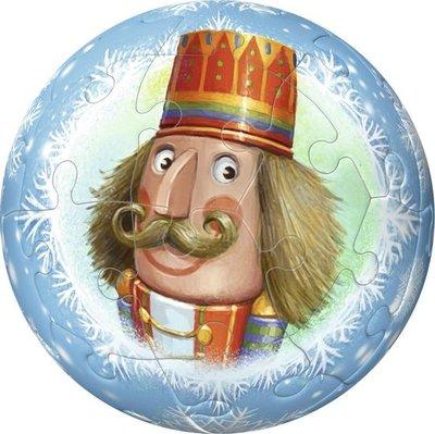 116782 Ravensburger 3D Puzzel Kerstballen Puzzleball set