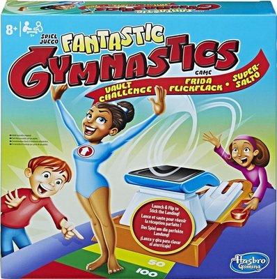 2263 Hasbro Gaming Fantastic Gymnastic Vault Challenge Actiespel