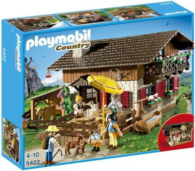 5422 Playmobil Country Berghut