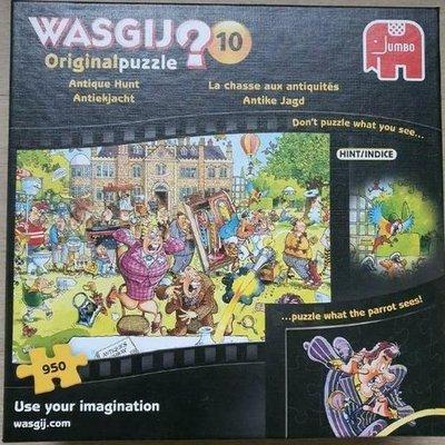 81804 Jumbo Puzzel Wasgij Original 10 Antiekjacht! 950 stukjes
