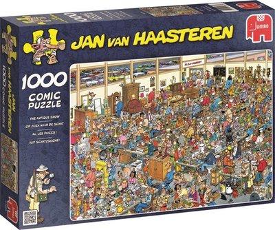 01886 Jumbo Puzzel Jan van Haasteren Op Zoek Naar De Schat