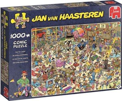 19073 Jumbo Puzzel Jan van Haasteren De Speelgoedwinkel