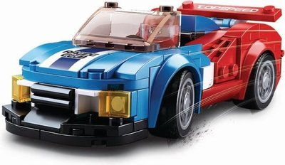 0633E Sluban Car Club Butterfly Raceauto