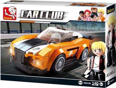 0633B Sluban Car Club Bobcat