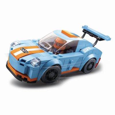 0633A Sluban Car Club Leopard